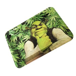 Shrek Rolling Metal Tray