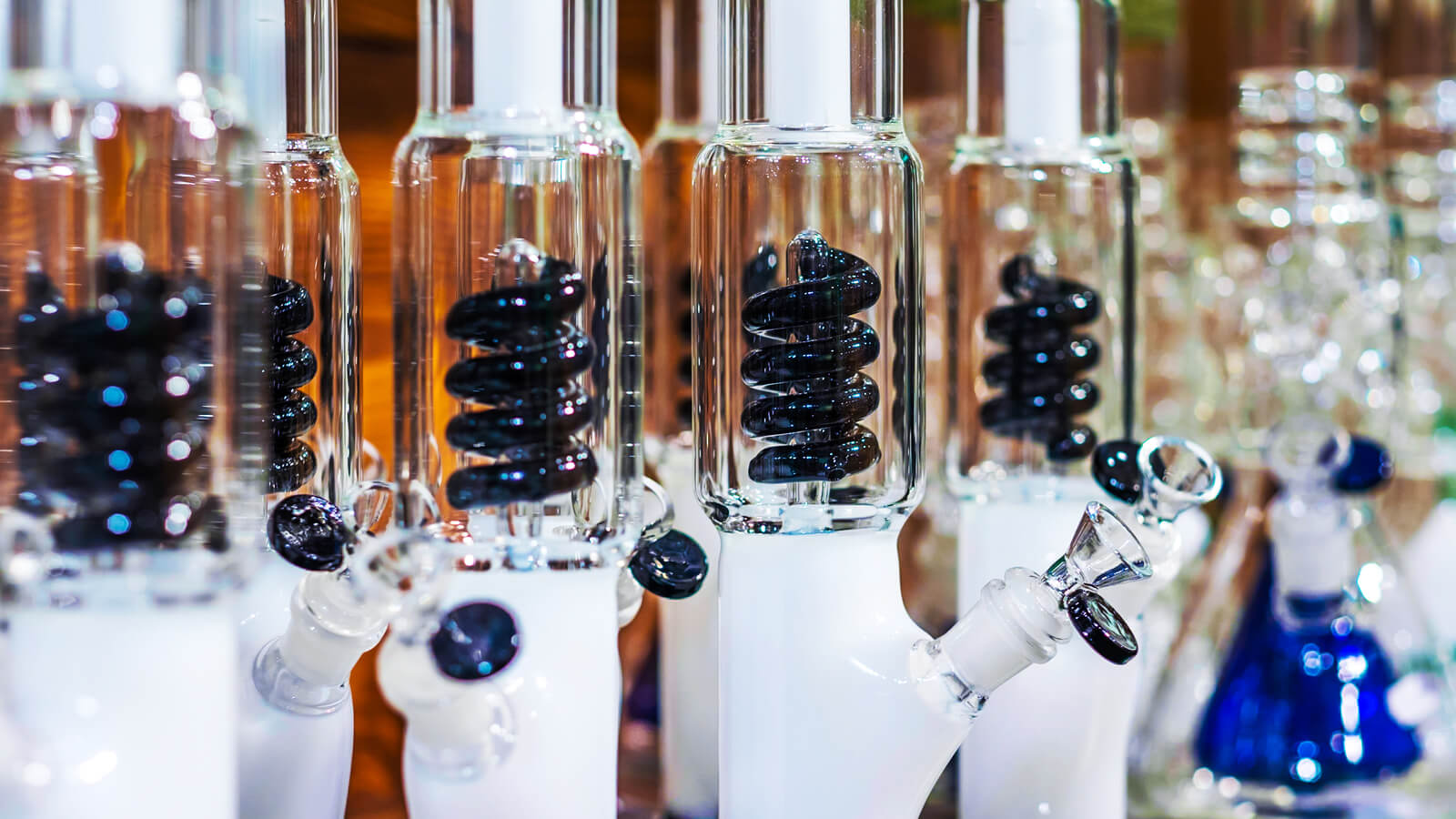 YOUR TRUSTED GEAR - BONGS & DABS